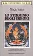 Cover of Lo sterminio degli errori