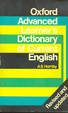Cover of The Oxford Advanced Learner's Dictionary of Current English
