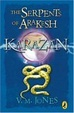 Cover of The Serpents of Arakesh