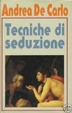 Cover of Tecniche di seduzione
