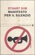 Cover of Manifesto per il silenzio