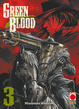 Cover of Green Blood vol. 3