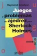 Cover of Juegos y Problemas de Ajedrez Para Sherlock Holmes