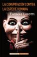 Cover of La conspiración contra la especie humana