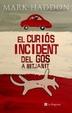 Cover of El curiós incident del gos a mitjanit