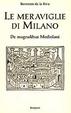 Cover of Le meraviglie di Milan