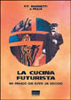 Cover of La cucina futurista