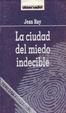 Cover of La ciudad del miedo indecible