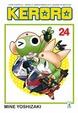 Cover of Keroro vol. 24