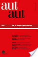 Cover of Aut aut
