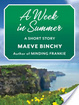 Cover of A Week in Summer