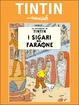 Cover of Le avventure di Tintin n. 4