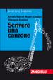 Cover of Scrivere una canzone