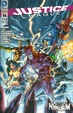 Cover of Justice League n. 11