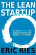 Cover of The Lean Startup