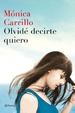 Cover of Olvidé decirte quiero