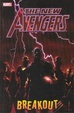 Cover of New Avengers Vol. 1