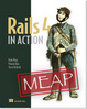 Cover of Rails 4 in Action