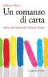 Cover of Un romanzo di carta