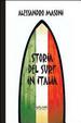 Cover of Storia del surf in Italia. Sport e cultura nei ricordi dei protagonisti