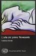 Cover of L'arte del primo Novecento