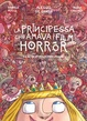 Cover of La principessa che amava i film horror