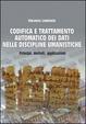 Cover of Codifica e trattamento automatico dei dati nelle discipline umanistiche