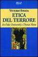 Cover of L' etica del terrore. Da Fëdor Dostoevskij a Thomas Mann