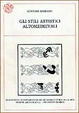 Cover of Gli stili artistici altomedievali