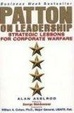 Cover of Patton on Leadership