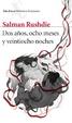 Cover of Dos años, ocho meses y veintiocho noches