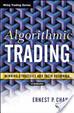 Cover of Algorithmic Trading