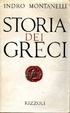 Cover of Storia dei Greci