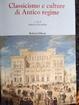 Cover of Classicismo e culture di antico regime