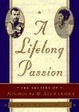 Cover of A Lifelong Passion