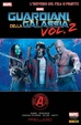 Cover of Guardiani della Galassia vol. 2: Preludio