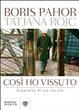 Cover of Così ho vissuto