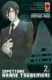 Cover of Psycho-Pass: Ispettore Akane Tsunemori vol. 2