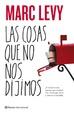 Cover of Las cosas que no nos dijimos