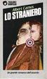 Cover of Lo straniero