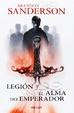 Cover of Legión; El alma del emperador