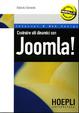 Cover of Costruire siti dinamici con Joomla!