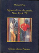 Cover of Agonia di un decennio, New York '78