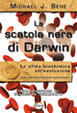 Cover of La scatola nera di Darwin