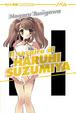 Cover of Il sospiro di Haruhi Suzumiya