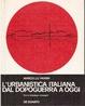 Cover of L'urbanistica italiana dal dopoguerra a oggi