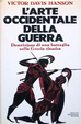 Cover of L'arte occidentale della guerra