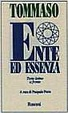 Cover of Ente ed essenza