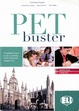 Cover of PET Buster. Con 2 CD Audio