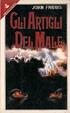 Cover of Gli artigli del male